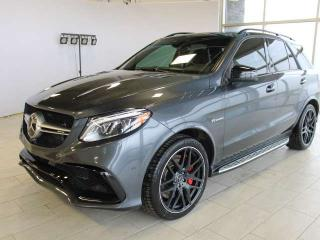 Used 2016 Mercedes-Benz GLE AMG GLE 63 S for sale in Edmonton, AB