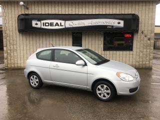 Used 2009 Hyundai Accent Auto L for sale in Mount Brydges, ON