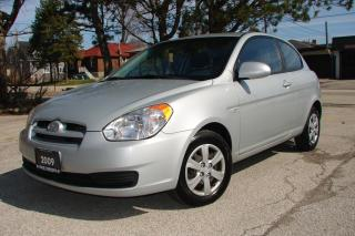 Used 2009 Hyundai Accent AUTO GL for sale in Mississauga, ON