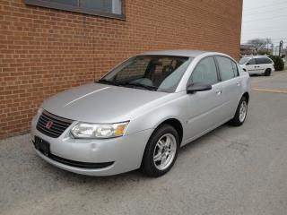 Used 2006 Saturn Ion .1 Base for sale in Oakville, ON