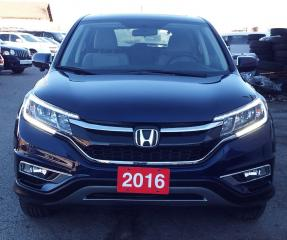 Used 2016 Honda CR-V EX for sale in Brampton, ON