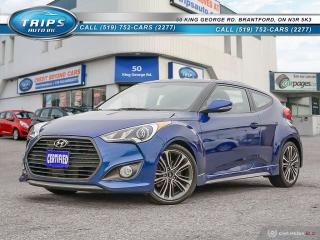 Used 2017 Hyundai Veloster GL for sale in Brantford, ON