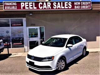 Used 2015 Volkswagen Jetta TRENDLINE PLUS|REAR VIEW|HEATED SEATS for sale in Mississauga, ON