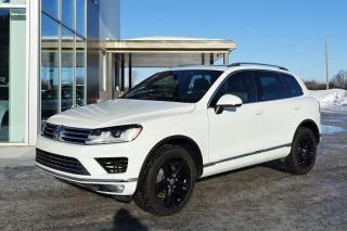 Used 2017 Volkswagen Touareg Wolfsburg Edition for sale in Carp, ON