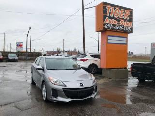 Used 2013 Mazda MAZDA3 GX**AUTOMATIC**ONLY 96KMS**ALLOYS** for sale in London, ON