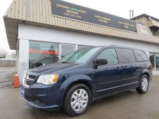 Used 2014 Dodge Grand Caravan SXT,FULL STOW AND GO,SUPER CLEAN,1 OWNER for sale in Mississauga, ON