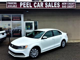 Used 2016 Volkswagen Jetta JETTA TREND LINE PLUS|REAR VIEW|HEATED SEATS for sale in Mississauga, ON