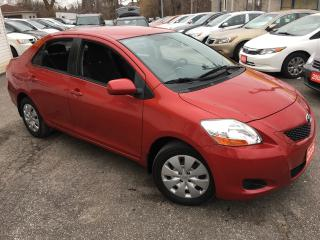 Used 2009 Toyota Yaris SEDAN/ AUTO/ PWR GROUP/ LOOKS GREAT! for sale in Scarborough, ON