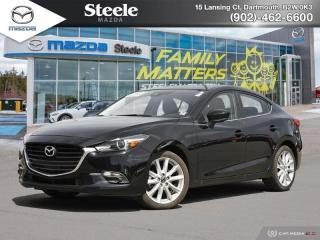 Used 2018 Mazda MAZDA3 GT W/ Power moon roof for sale in Dartmouth, NS