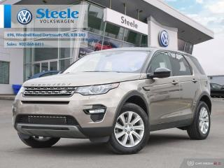 Used 2017 Land Rover Discovery Sport SE for sale in Dartmouth, NS