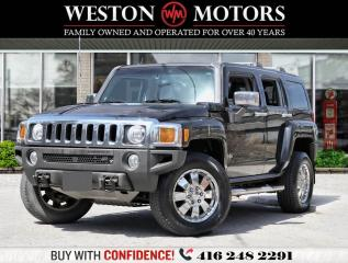 Used 2006 Hummer H3 LIMITED*SUNROOF*LEATHER!!* for sale in Toronto, ON