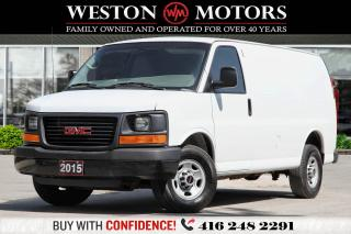 Used 2015 GMC Savana 3500 4.8L*READY FOR WORK!!* for sale in Toronto, ON