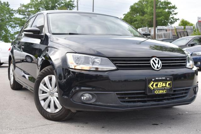 2014 Volkswagen Jetta Trendline+6SPEED-ONLY34K-GAS SAVER