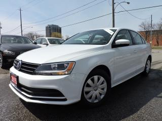 Used 2015 Volkswagen Jetta Trendline+ | REV CAMERA | BLUETOOTH for sale in BRAMPTON, ON