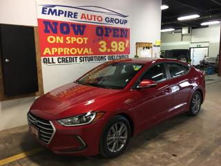 Used 2018 Hyundai Elantra Roof Backup Camera for sale in London, ON