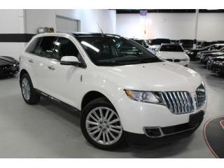 Used 2013 Lincoln MKX AWD   NAVIGATION   BACKUP CAMERA for sale in Vaughan, ON