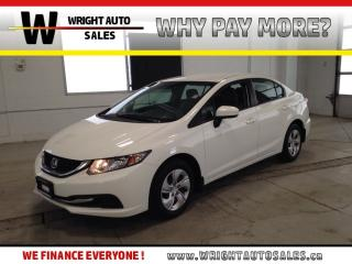 Used 2015 Honda Civic LX|BLUETOOTH|BACKUP CAMERA|65,576 KMS for sale in Cambridge, ON