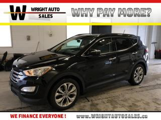 Used 2015 Hyundai Santa Fe Sport MOON ROOF|LEATHER|BACKUP CAMERA|87,433 KM for sale in Cambridge, ON