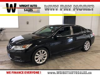 Used 2015 Honda Accord Sedan Touring NAVIGATION LEATHER SUNROOF 49,819 KM for sale in Cambridge, ON