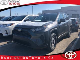 New 2019 Toyota RAV4 LE for sale in Burlington, ON