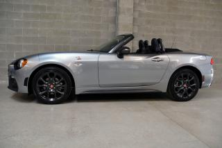 Used 2017 Fiat 124 Spider Abarth Convertible for sale in Vancouver, BC