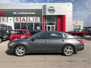 Used 2015 Nissan Altima SV OFF LEASE for sale in St. Catharines, ON