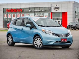 Used 2014 Nissan Versa Note Off lease !! one owner for sale in St. Catharines, ON