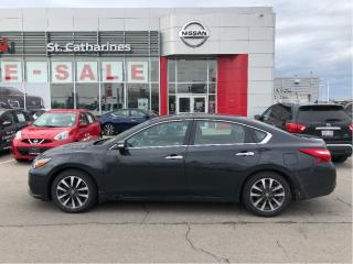 Used 2017 Nissan Altima 2.5 SL for sale in St. Catharines, ON