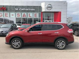 Used 2015 Nissan Rogue SL for sale in St. Catharines, ON