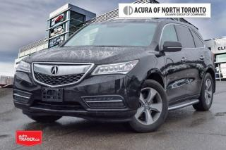 Used 2014 Acura MDX at No Accident| Bluetooth| Back-Up Camera for sale in Thornhill, ON