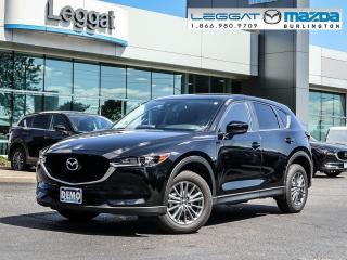 Used 2018 Mazda CX-5 GS - ALL WHEEL DRIVE, REAR CAMERA, HEATED STEERING WHEEL AND SEATS for sale in Burlington, ON