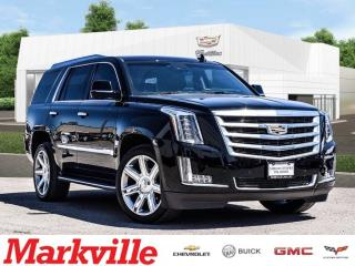 Used 2015 Cadillac Escalade LUXURY for sale in Markham, ON