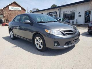 Used 2011 Toyota Corolla LE for sale in Waterdown, ON