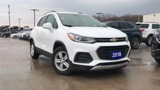 Used 2018 Chevrolet Trax AWD LT 1.4L REVERSE CAMERA for sale in Midland, ON