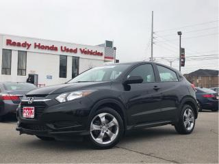Used 2017 Honda HR-V LX  - Rear Camera - Heated Seats for sale in Mississauga, ON