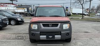 Used 2003 Honda Element 4WD CLEAN ELEMENT, GOOD COLOUR for sale in North York, ON