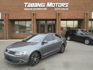 Used 2013 Volkswagen Jetta HIGHLINE | NO ACCIDENTS | NAVIGATION | REAR CAM | LEATHER | for sale in Mississauga, ON
