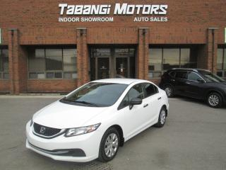 Used 2014 Honda Civic MANUAL | NO ACCIDENTS | LOW KM for sale in Mississauga, ON