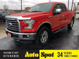 Used 2015 Ford F-150 XLT for sale in Kitchener, ON