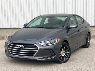 Used 2017 Hyundai Elantra Back Up Cam|Blind Spot|Heated Seats|WE FINANCE STUDENTS for sale in Mississauga, ON