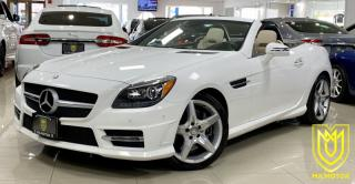 Used 2016 Mercedes-Benz SLK 300 AMG for sale in North York, ON