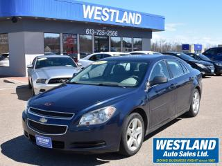 Used 2011 Chevrolet Malibu for sale in Pembroke, ON