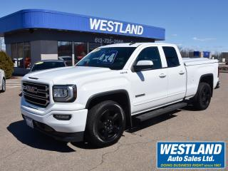 Used 2016 GMC Sierra 1500 Elevation Double Cab 4X4 for sale in Pembroke, ON