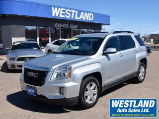 Used 2016 GMC Terrain SLE AWD for sale in Pembroke, ON