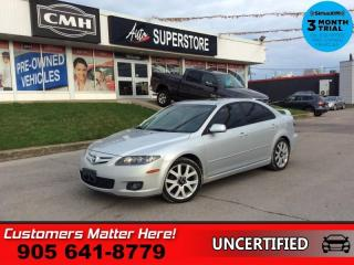 Used 2006 Mazda MAZDA6 GT  5dr Sport HB GT V6 Auto (AS TRADED) for sale in St. Catharines, ON