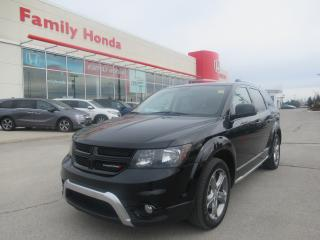 Used 2017 Dodge Journey Crossroad, FULLY LOADED! for sale in Brampton, ON
