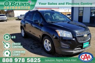 Used 2015 Chevrolet Trax LT for sale in Saskatoon, SK