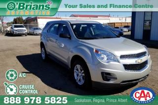 Used 2013 Chevrolet Equinox LS for sale in Saskatoon, SK