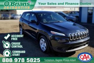 Used 2014 Jeep Cherokee Sport - Accident Free! w/Command Start for sale in Saskatoon, SK