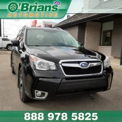 Used 2014 Subaru Forester XT Touring w/AWD, Leather for sale in Saskatoon, SK